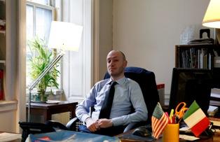 INTERVISTA A FABIO TROISI, NUOVO DIRETTORE DELL'ISTITUTO ITALIANO DI CULTURA DI PRETORIA – di Massimiliano Tonelli