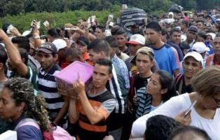 UNICEF/VENEZUELA: SONO 4 MILIONI I VENEZUELANI CHE HANNO LASCIATO IL PROPRIO PAESE