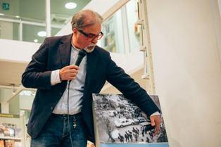 """PRESENTATO A ROMA IL NUOVO LIBRO DI PAOLO CUCCHIARELLI """"L"""