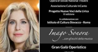 ALL'AUDITORIUM DI ROMA IL GRAN GALA OPERISTICO SLOVACCO