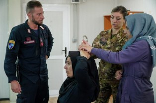 CONCLUSO L'ADDESTRAMENTO AL PERSONALE FEMMINILE DELL'AFGAN NATIONAL POLICE DA PARTE DI ISTRUTTORI ITALIANI
