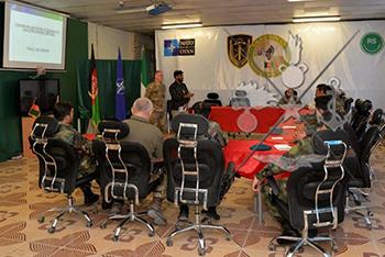 MISSIONE IN AFGHANISTAN: UN SEMINARIO CONTRO LA CORRUZIONE