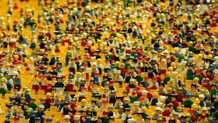 I LOVE LEGO: LA MOSTRA DI ARTHEMESIA E COMEDIATING IN COREA