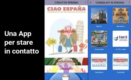LA NUOVA APP DEL COMITES DI MADRID