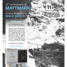 """53.MO ANNIVERSARIO DELLA TRAGEDIA DI MATTMARK/ IL 26 AGOSTO LA COMMEMORAZIONE DELLA FAMIGLIA EX EMIGRANTI """"MONTE PIZZOCCO"""" A MAS DI SEDICO"""