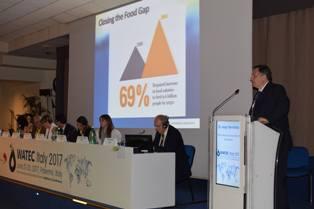 WATEC ITALY 2018: ACQUA E TECNOLOGIA PROTAGONISTE A CREMONA