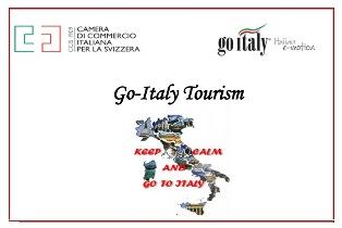 GO-ITALY TOURISM: SALONE DEDICATO ALLA PROMOZIONE DELLE STRUTTURE TURISTICHE ITALIANE NELLA SVIZZERA ROMANDA