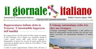 """CAIG: TERMINA LA PUBBLICAZIONE DE """"IL GIORNALE ITALIANO"""""""