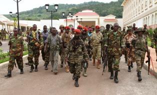 REPUBBLICA CENTRAFRICANA: COMINCIA L'INTERVENTO DI MEDICI CON L'AFRICA CUAMM