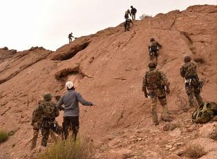 "AFGHANISTAN: CORSO ""MOUNTAIN WARFARE"" PER I MILITARI AFGANI"
