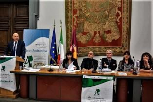 HAFEZ HAIDAR TRA GLI INSIGNITI DEL PREMIO ALBEROANDRONICO – di Goffredo Palmerini