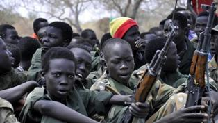 UNICEF SU GIORNATA INTERNAZIONALE CONTRO L'USO DEI BAMBINI SOLDATO