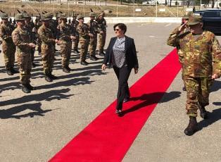 KOSOVO: IL MINISTRO TRENTA CONCLUDE OGGI LA VISITA NEI BALCANI