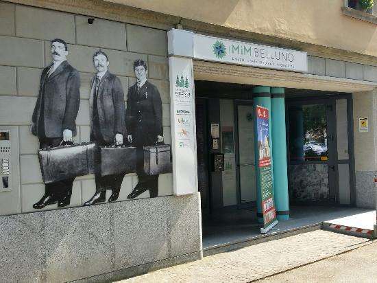 IL MIM BELLUNO - MUSEO INTERATTIVO DELLE MIGRAZIONI - CERCA VOLONTARI PER LE APERTURE DOMENICALI