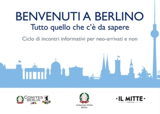 BENEVENUTI A BERLINO: SECONDO APPUNTAMENTO TARGATO COMITES
