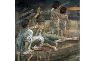 EXODUS: IL CICLO PITTORICO SULLE MIGRAZIONI A ROMA CON LA MIGRANTES
