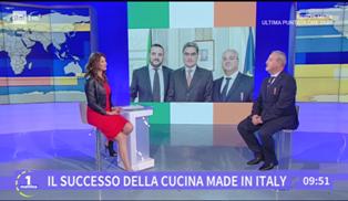 IL SUCCESSO DI FLAVOUR OF ITALY GROUP RACCONTATO DA UNOMATTINA