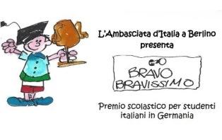 """""""BRAVO BRAVISSIMO!"""": SCADE IL 15 AGOSTO IL CONCORSO LANCIATO DALL'AMBASCIATA D"""