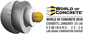 LAS VEGAS: PUNTO ITALIA AL WORLD OF CONCRETE 2018