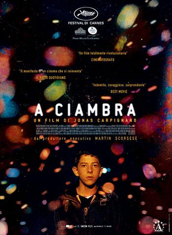 """""""A CIAMBRA"""" DI JONAS CARPIGNANO ALL"""