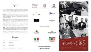 SENSI D'ITALIA: A TBILISI LA MAGIA DEL MADE IN ITALY
