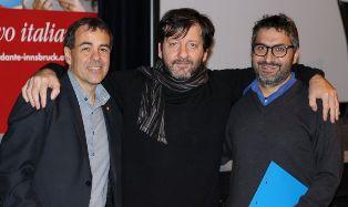 GRANDE SUCCESSO PER LA TERZA EDIZIONE DEL FESTIVAL DEL CINEMA ITALIANO A INNSBRUCK