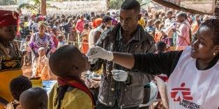 OMS-UNICEF: NEL 2017 VACCINATI 123 MILIONI DI BAMBINI