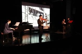 MUSIC IN TIMES OF TRAGEDY: A CHONGQUING DUE EVENTI DI COMMEMORAZIONE DELL'OLOCAUSTO