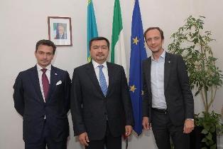 FEDRIGA (FVG): INTERESSE KAZAKISTAN PER IL PORTO DI TRIESTE