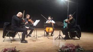 ITALIA E MEDIORIENTE UNITE DALLA MUSICA DEL QUARTETTO MEDITERRANEO