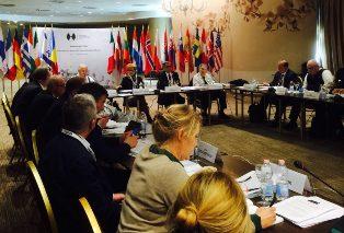 FARNESINA: PRESENTAZIONE DELLA PRESIDENZA ITALIANA DELL'IHRA
