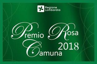 """FESTA DELLA LOMBARDIA: DOMANI L'ASSEGNAZIONE DEL PREMIO """"ROSA CAMUNA"""""""