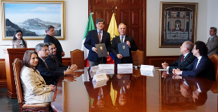 ECUADOR: L'ITALIA FINANZIERÀ NUOVI PROGETTI DI SVILUPPO ATTRAVERSO L'ACCORDO DI CONVERSIONE DEL DEBITO