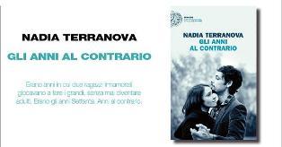 """""""GLI ANNI AL CONTRARIO"""": ALL'IIC DI AMBURGO IL LIBRO DELLA SCRITTRICE NADIA TERRANOVA"""
