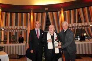 CINECIBO AWARD: MICHELE PLACIDO PREMIA ATTORI REGISTI E PRODUTTORI ITALIANI