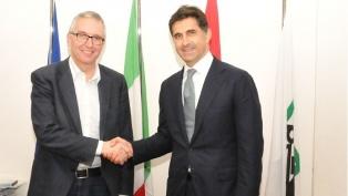 CERISCIOLI (MARCHE) HA INCONTRATO L'AMBASCIATORE DELLA REPUBBLICA DI SERBIA IN ITALIA GORAN ALEKSIC