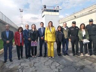 DELEGAZIONE DEL MINISTERO DELLA GIUSTIZIA A CITTÀ DEL MESSICO