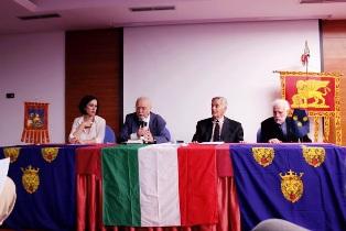 PRIMO STORICO RADUNO DEI DALMATI ITALIANI A ZARA NEL SEGNO DELL'AMICIZIA TRA ITALIA E CROAZIA