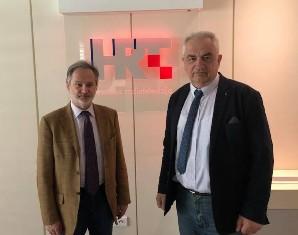 POLA: INCONTRO AL CENTRO RADIOTELEVISIVO HRT