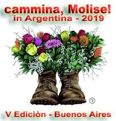 CONCLUSA CON GRANDE SUCCESSO LA V EDIZIONE DEL CAMMINA MOLISE IN ARGENTINA