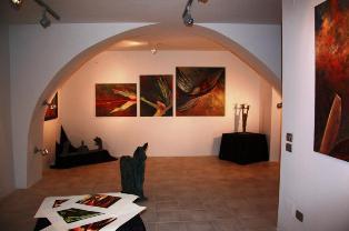 GRANDE SUCCESSO PER LA MOSTRA D'ARTE DELLA BASILICATA IN ARMENIA