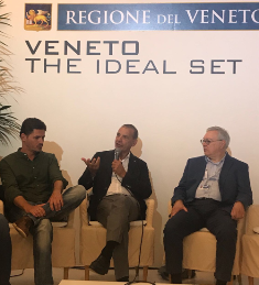 PRESENTATO ALLA MOSTRA DEL CINEMA DI VENEZIA IL CATALOGO DEL CINEMA GIULIANO DALMATA: UNA PAGINA IMPORTANTE DI STORIA ITALIANA
