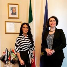 ALDERISI (FI) A MONTREAL INCONTRA LA NEO CONSOLE GENERALE E LA COMUNITÀ ITALIANA