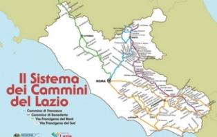 ARTE SUI CAMMINI: LA REGIONE LAZIO PRESENTA IL SUO PROGETTO AL MACRO DI ROMA