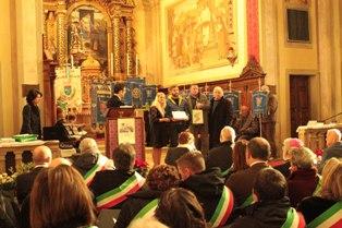 """SUCCESSO PER LA XIX EDIZIONE DEL """"PREMIO INTERNAZIONALE BELLUNESI CHE HANNO ONORATO LA PROVINCIA IN ITALIA E ALL'ESTERO"""""""