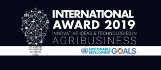 AGRITECH & FOOD INNOVATION: BOOM DI CANDIDATURE ALLA III EDIZIONE DELL'INTERNATIONAL AWARD IN AGRIBUSINESS