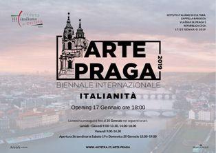 ARTE PRAGA 2019: ALL'IIC L'ITALIANITÀ AL CENTRO