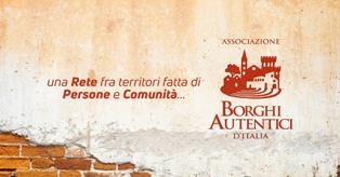 AL VIA OGGI L'ASSEMBLEA NAZIONALE DEI BORGHI AUTENTICI D'ITALIA