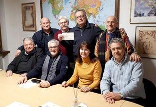 MALTEMPO IN VENETO: LA FAMIGLIA BELLUNESE DEL NORD RENO WESTFALIA DONA 1500 EURO