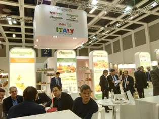 FRUIT LOGISTICA BERLINO: PRESENZE RECORD PER L'ITALIA